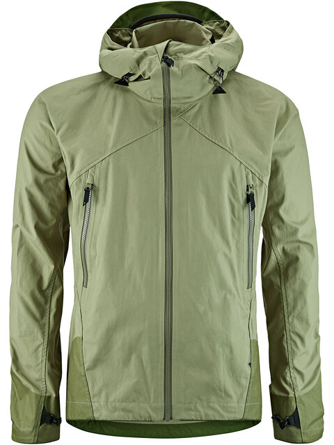 Klättermusen M's Einride Jacket Sage Green